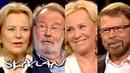 The four ABBA members talk about the band English subtitles SVT/NRK/Skavlan