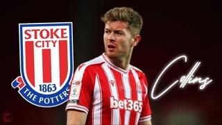 NATHAN COLLINS • Stoke City • Incredible Defensive Skills, Tackles, Passes & Goals • 2021