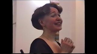 2004г. (ЧАСТЬ 3) Авторский концерт в картинной галерее. Надежда Бурдыкова.  г. Вологда