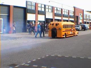 Jet American Schoolbus