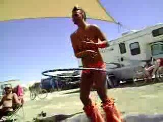Bax Geoff at Hoop Heaven BMan '08