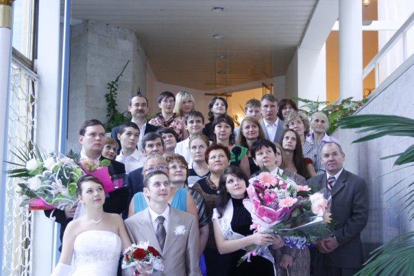 гарная свадьба