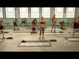 Jillian Michaels: Body Revolution - Workout 1 - (Аглийская озвучка) - 2012 год