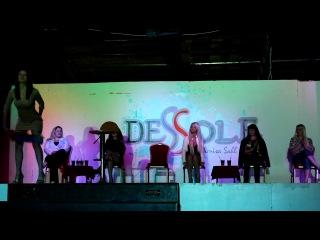 MISS PIRAMISA 2012 (Маша в танце)