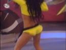 Bulgarian girl dancing on Stavros Livykos - Skase
