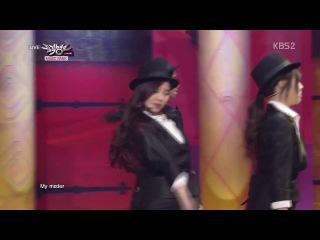 [PERF] SNSD -  (KBS Music Bank/140307 )