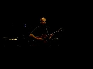 King Crimson Three of a Perfect Pair live Adrian Belew acoustic solo