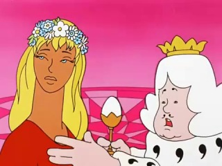 """Песня принцессы """"Ничего я не хочу"""" из мультфильма """"По следам бременских музыкантов"""""""