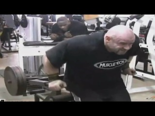 Bodybuilding motivation iron masters (muscle factory)