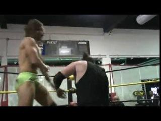 WM CZW Aerial Assault  - MASADA vs. Adam Cole