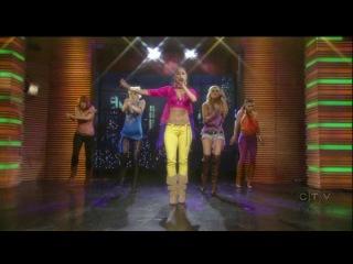 Pussycat Dolls - Jai Ho @ Regis and Kelly