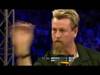 Simon Whitlock vs Justin Pipe (Players Championship Finals 2013 / Round 1)