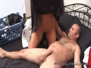 MILF 149 Rachel Steele (Panty Sniffer Gets Jerked Off)