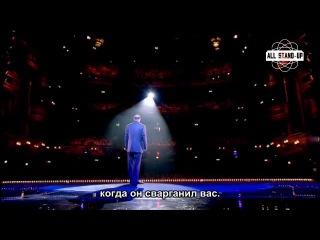 Dara O'Briain  Live at the Theatre Royal (rus sub)