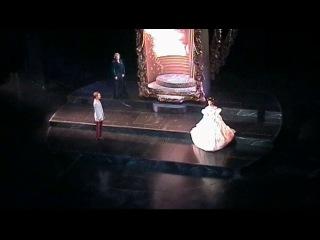 Maike Boerdam als Elisabeth Finale Erster Akt