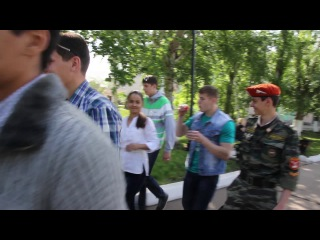 Клип на Последний звонок 11А класс МОБУ СОШ №4(кадеты)