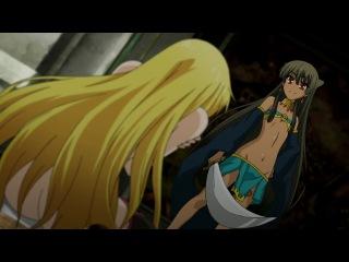 AniDub Seikoku no Dragonar   Академия Драконьих Наездников 06 Симбад, Holly