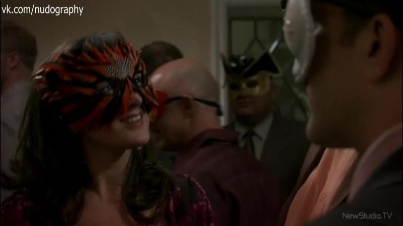 Криста Келли Christa Kelli топлес в сериале Мастера вечеринок Party Down 2010 Сезон 2 Серия 3 s02e03