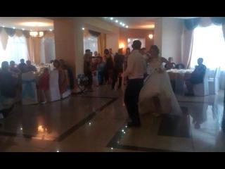 Самый прекрасный свадебный танец!!!