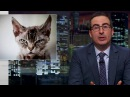 John Oliver Ramzan Kadyrov's Cat HBO Last Week Tonight