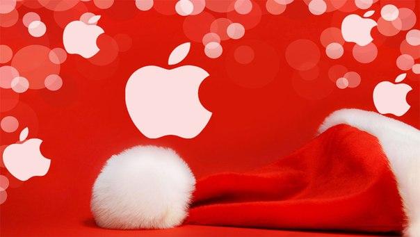 Новогодние Обои На Айфон 5s 4k