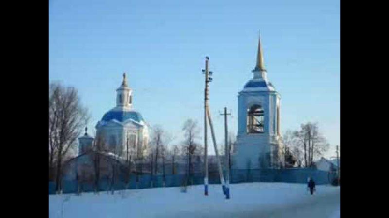 По святым местам Белогорья