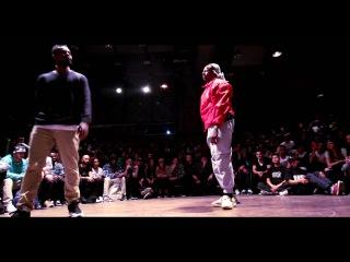 Me against the World | PDog vs Snu Dee | Hip-Hop Semi Final