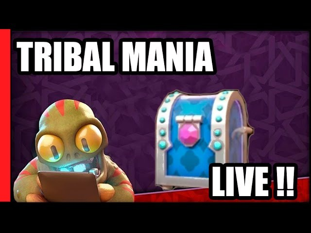 LIVE TRIBAL MANIA DRMAGUS5