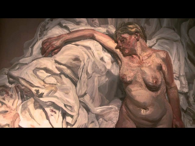 Lucian Freud's Standing by the Rags 'A kind of battlefield'
