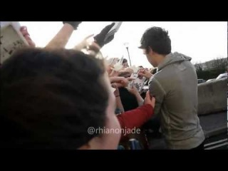 Meeting 1D at Plymouth Pavillions - 05/01/2012