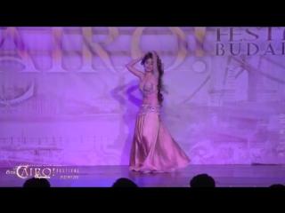 Sofia anarkali ~1st winner of cairo! festival budapest 2016-starshine category 8195