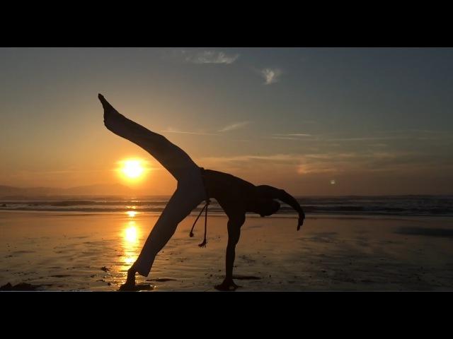 Capoeira Tutorial Macaco em pé Arpon ENGLISH SUBTITLES