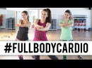 Fortalecer musculatura y reducir grasa | 45 minutos FULL BODY CARDIO 5