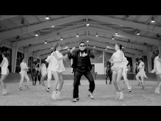 Psy vs. Technotronic - Pump Up The Gangnam Style (Chi Duly Edit) Music Video