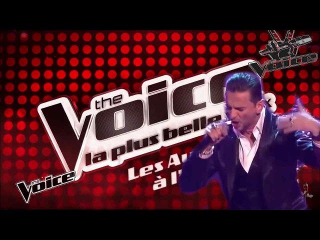 Depeche Mode VS The Voice (Heaven)....(ceci est une parodie )