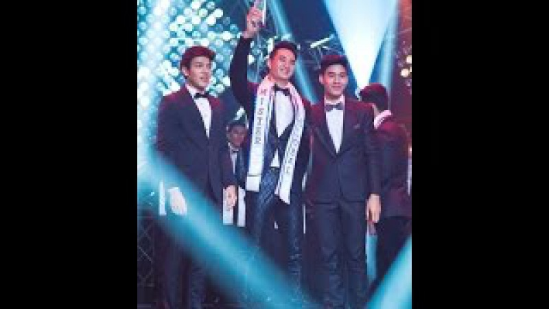 Mister Global 2015 Final Night Sumary