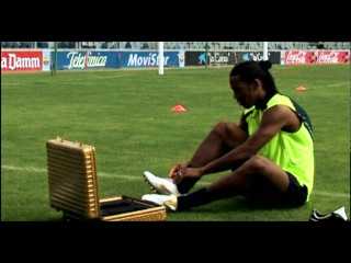 Nike Football Presents: Ronaldinho Crossbar Remastered
