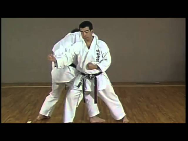 SKIF Jiyu Ippon Kumite