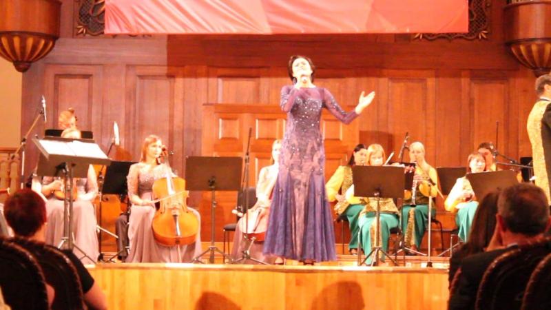 Гульназ Асаева Вагаповский фестиваль Мэтрушкэлэр