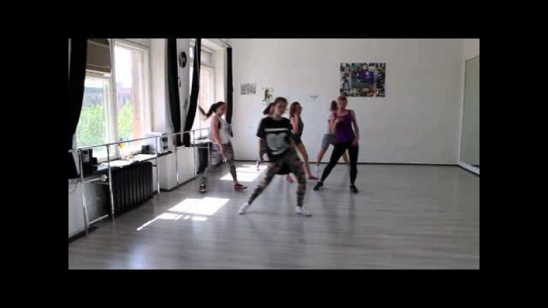 Beyonce ***Flawless BootyBounce Remix choreography Kate Onishchenko 3D 4 DNK