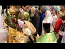 Мощи святой Матроны Московской в городе Сосновый Бор