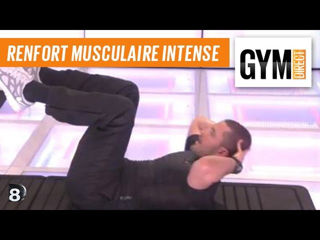 Spéciale Abdos Renforcement musculaire intense 112