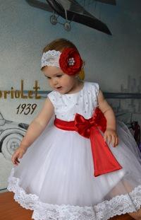 Дитячі нарядні плаття Яся  1c3e30c7a296d
