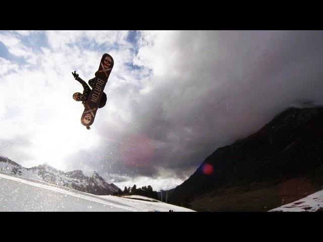 Shaun White Heikki Sorsa in Austria – Snowboarding For Me