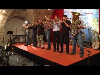 "Mnozil Brass - ""Klezmi geht fremd"" - Schagerlparty at Stift Melk"
