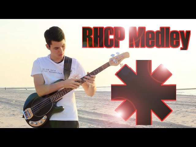 Red Hot Chili Peppers - Bass Arrangement Medley