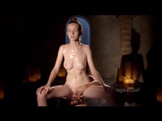 Hegre-art naked nuru chair massage [эротика, мастурбация, массаж, порно, xxx, 18+]