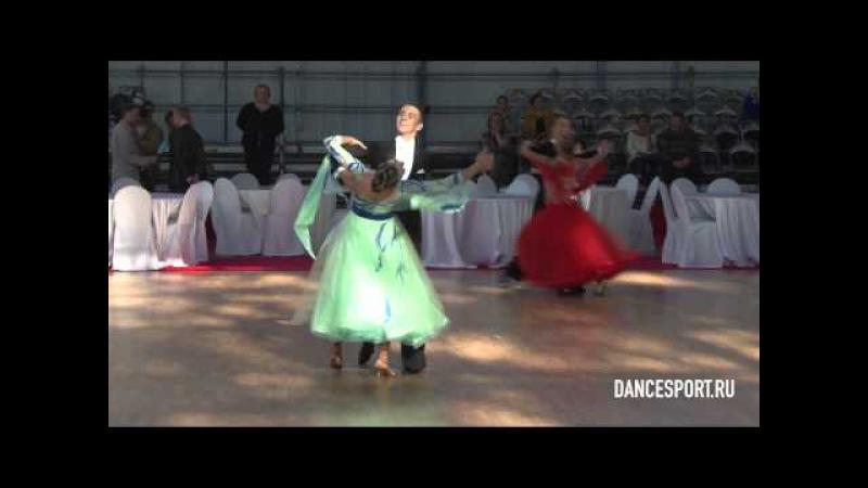 Павинский Никита - Теплицкая Полина, F Viennese Waltz