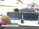 Изобретатель в спецкостюме 7 минут летел с самолетом