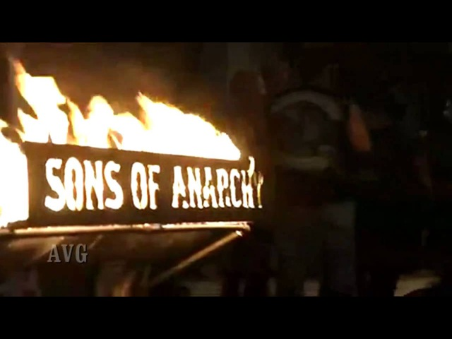 Sons of Anarchy SOA Trailer Сыны Дети Анархии AVG 4